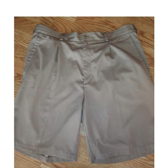 1df37e90 Nike Shorts | Golf Drifit Mens 38 Khaki Nice | Poshmark